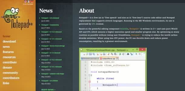 Notepad++编辑器-光亮乐趣窝