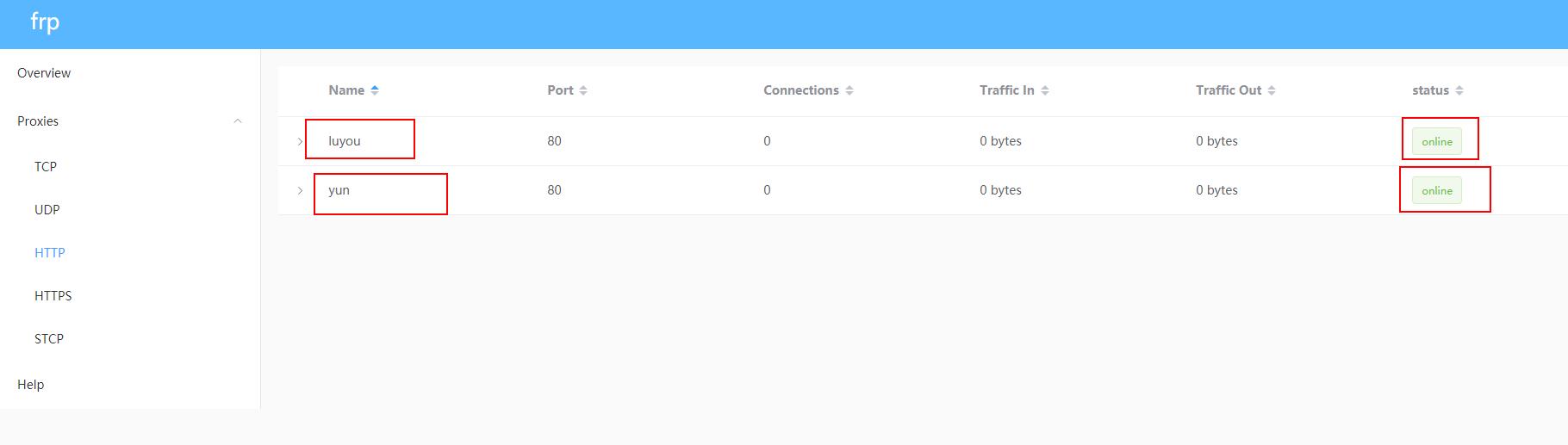 Frp内网穿透服务端搭建
